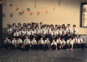 Agrupació Musical de Godall - Any 1986