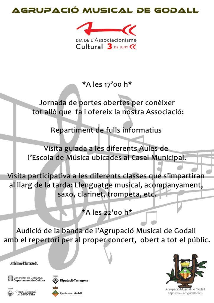 Dia de l'associacionisme 2016 Banda de Godall