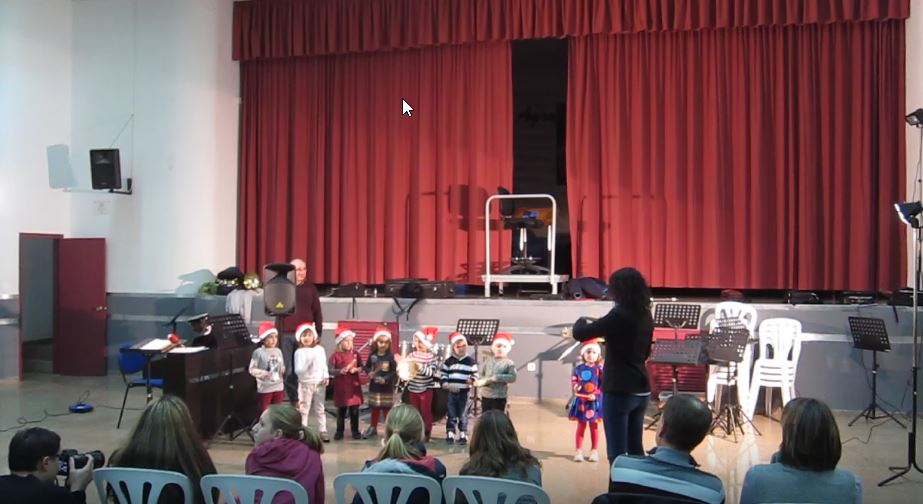 escola de música de godall