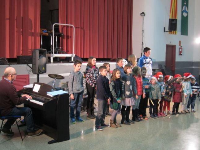 Escola de música de l'Agrupació Musical de Godall