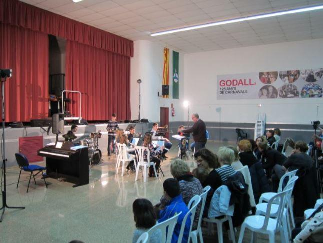 Banda juvenil de Godall