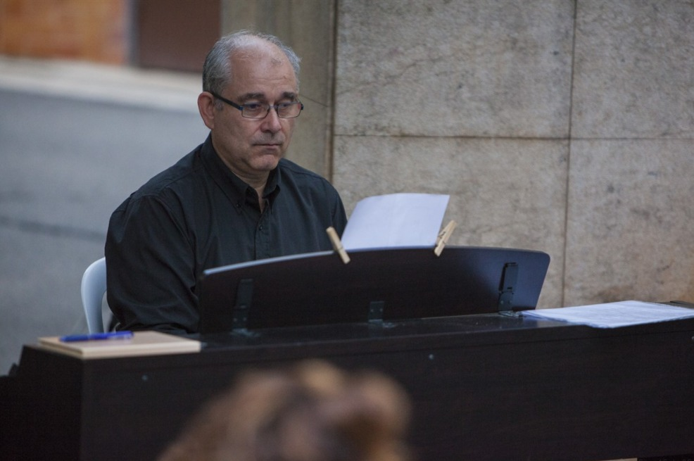 Director Fernando Guarch-Ebre música i patrimoni 2017 (AMGodall)
